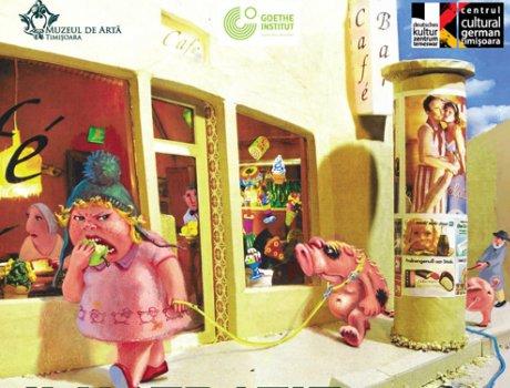 """Lumea copilăriei, prezentată printr-o """"Ilustraţie de carte contemporană în Germania"""""""